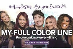 NEW GUY TANG #mydentity HAIR COLOR DIRECT DYEDEMIPERMANENTBOOSTERSFULL LINE $13.95