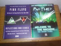 Pink Floyd Welcome to the Machine and The Inside Story & Reflections and Echoes