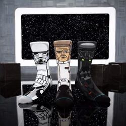 STANCE Star Wars: Rogue One Gift Pack 3 Sock Pairs Bonus Free Gift Included $45.00