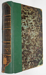 Andersson: Lake Ngami; or Explorations and Discoveries...  1856 Printing HC