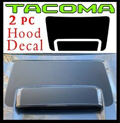 2016-2019 Toyota Tacoma TRD SPORT Hood Decal And Scoop Decal