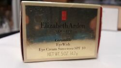 ELIZABETH ARDEN CERAMIDE EYE WISH- EYE CREAM SPF 10-  NEW IN BOX
