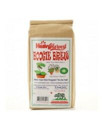 Heavy Harvest Boogie Brew Complete Compost Tea Fertilizer 16lLB SAVE $ BAY HYDRO $124.95