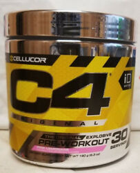 Cellucor C4 Original Explosive Pre-Workout 30 Srv Pink Lemonade ID Series  1220