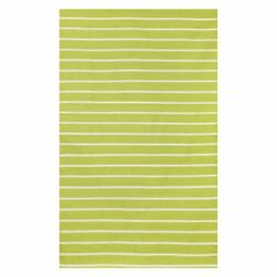 Liora Manne Sorrento 630504 Pinstripe Indoor  Outdoor Rug