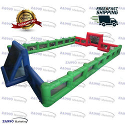 39x20ft Commercial Inflatable Field Football Sport Arena Soccer With Air Blower $2,025.00
