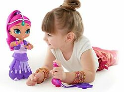 Shimmer And Shine Dolls For Girls Genie In The Bottle She Talks Sings and Moves