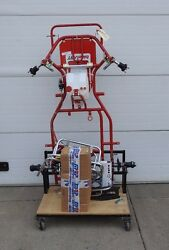 KartingBirel 2016 AR28Y Youth kart as shown go kart racing New ready to assemble