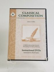 Classical Composition III ChreiaMaxim Instructional By James A. Selby DVDs