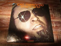 IDRIS MUHAMMAD Boogie To The Top LP on Kudu sealed   g1325