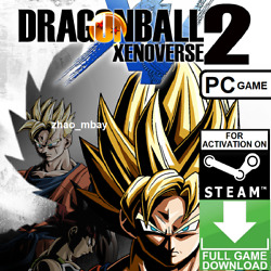 Dragon Ball Xenoverse 2 NEW PC STEAM KEY FAST DELIVERY KEY ONLY Fighting $14.88
