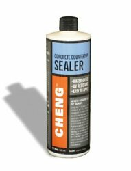 Food Safe Concrete Sealer for Countertops  Fireplace  Furniture