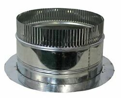 Duct Collar Air Tight for Connecting Ducting to Wall Floor amp; Ceiling Opening 6quot; $36.99