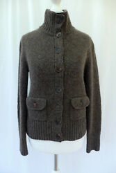 Loro Piana Women's 100% Cashmere Cardigan. Size 40. Excellent Condition