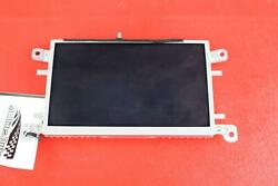 2008-2017 Audi A4 Q5 A5 Front Info Information Dash Display Screen 8T0919603F