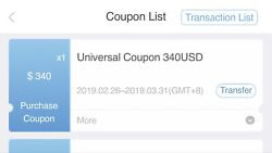 $340 Bitmain Coupon for Antminer S15 T15 S11 DR5 226 3312019