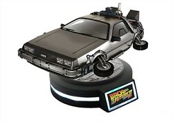 Back To The Future Part II 120 Magnetic Floating DeLorean Time Machine FS NEW