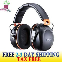 Noise Cancelling Ear Muffs Shooting Protection Sound Block Headphones NEW USA