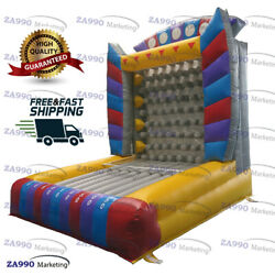 13x10ft Inflatable Plinko Pinko Carnival Sport Game With Air Blower  $1,945.00