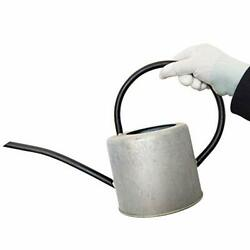 Rustic Long Spout Garden watering Can to Effectively water Plants Old Zinc Color