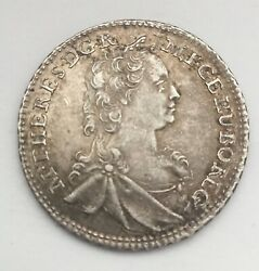 ***ULTRA RARE*** 1753 AUSTRIA MARIA THERESA TOKEN DECREEING NEW THALER COINAGE $284.00