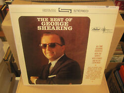 LP The Best Of George Shearing  Stereo  1964  VG+