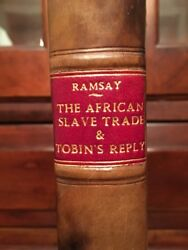 Lot of 5 Pamphlets 1784-1787 African Slave Trade British Sugar Colonies RAMSAY