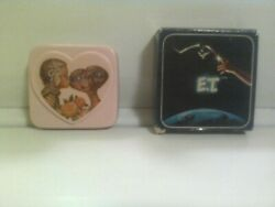 E.T. THE EXTRA TERRESTRIAL PINK BAR SOAP BY AVON; (ORIGINAL BOX)..FROM THE MOVIE