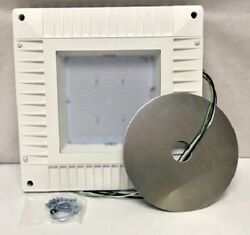Hubbell Gas Station Parking Light Canopy LED Commercial Recesse Light 5100K 120w