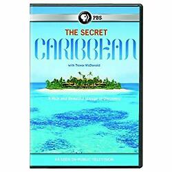 Secret of the Caribbean With Trevor Mcdonald-ExLibrary