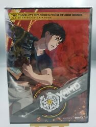 Xam'd: Lost Memories anime - Complete Collection (DVD 2012 4-Disc Set)