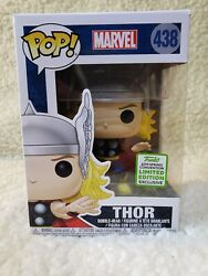 Funko Pop!: Marvel - THOR - ECCC Shared Exclusive #438