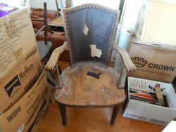 antique office chairs $50.00