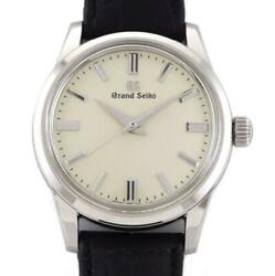 Seiko Grand Seiko SBGW231 9S64-00A0 Manual Hand Wind Authentic Mens Watch Works