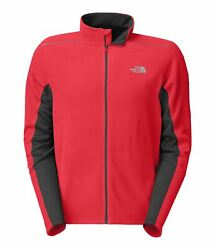 The North Face Men's TKA 80 Full Zip Jacket Micro Fleece A5UMYH4 L New NWT