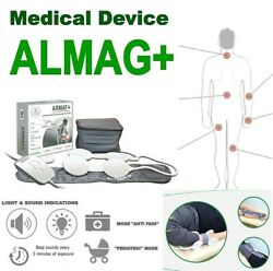 Almag+ Medical Device Magnetic Field Therapy Anti Pain Musculoskeletal ~220V50Hz