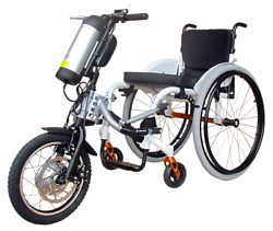 Electric Kit Adventure Wheelchair 350W firefly Handcycle Handbike $1999.00