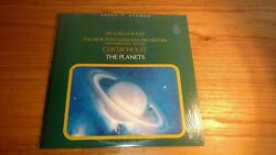 GUSTAV HOLST THE PLANETS SIR ADRIAN BOULT THE NEW PHILHARMONIA ORCHESTRA (VG+)