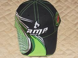 Amp energy Mountain dew racing hat