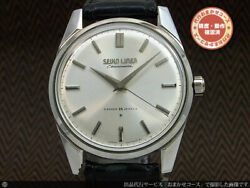 Seiko Liner 46999 25 Jewels 1960s Cal.460 Automatic Authentic Mens Watch Works