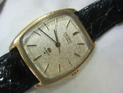 Seiko Grand Seiko 5641-5000 Overhaul K18 Authentic Mens Watch Works