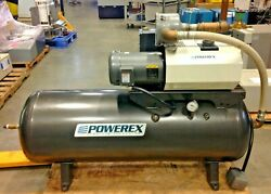 Powerex Pure Air Technology Vacuum Compressor with Vacuum Pump and Motor