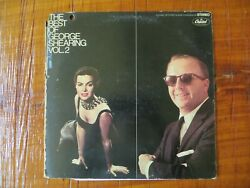 George Shearing: The Best Of Vol. 21969