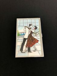 Personalized Expression Mini Business Card Holders Dancers $21.00