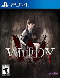 White Day: A Labyrinth Named School - PlayStation 4 PS4 - Brand New USA Version