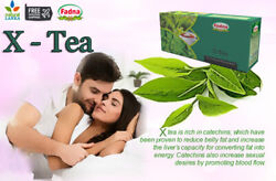 Fadna X Tea - Bedroom Sex Men Women Aphrodisiac 100% Natural Herbal Ceylon Tea