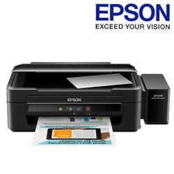 Express EPSON L361 Ultra High Capacity Inkjet Printer Ink Fax Copy Scan L220 $244.98