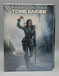 Rise of The Tomb Raider Collector's Edition Guide SEALED
