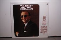 GEORGE SHEARING THE BEST OF (NM) SM-2104 LP VINYL RECORD
