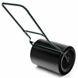 Durable Heavy Duty Poly Push Tow Lawn Roller Poly Roller
